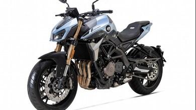 Il doppio volto della QJ350: Benelli 350, ma anche Harley