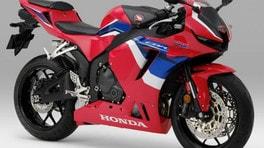 Honda CBR600RR 2021 LE FOTO