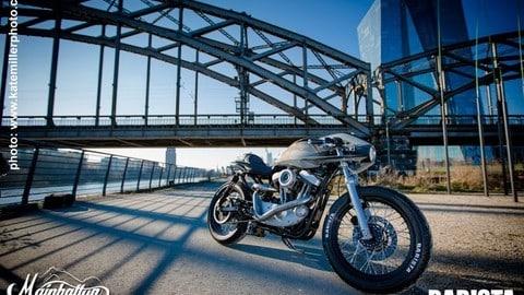 Harley-Davidson Sportster BAR!STA: FOTO