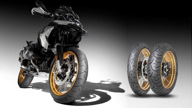 #RideMeridian: Dunlop premia le foto dei viaggi in moto