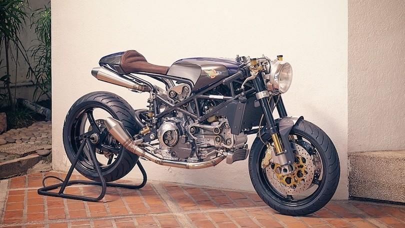 "Ducati Monster S4R, metamorfosi in ""Angolare"""