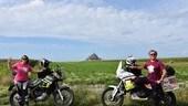 Viaggiatori In Moto:  dalle spiagge del D-Day a Mont-Saint-Michel
