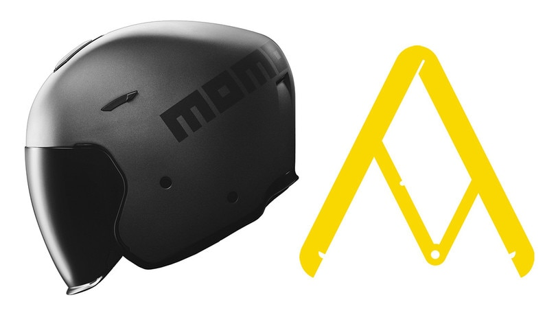 Momodesign: Compasso d'Oro per il casco Aero