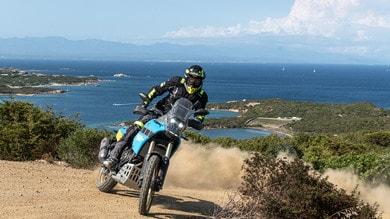 Prova Yamaha Ténéré 700 Rally Edition: ancora più off-road