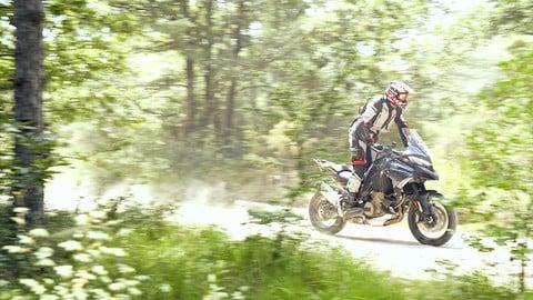 Ducati Multistrada V4 2021 le FOTO