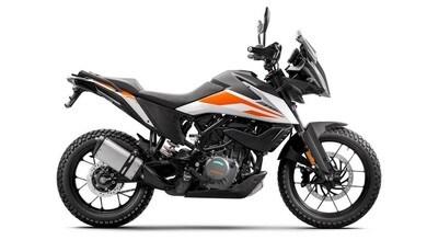 KTM 250 Adventure, pronta al debutto per ottobre... in India