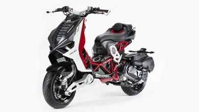 Italjet Dragster, l'Urban Superbike alla conquista dell'Europa