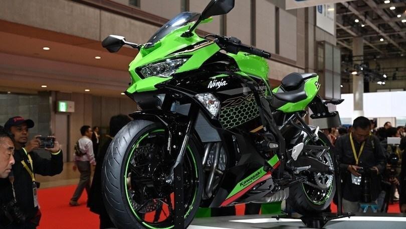 Covid-19, un'altra vittima: annullato il Tokyo Motorcycle Show 2021