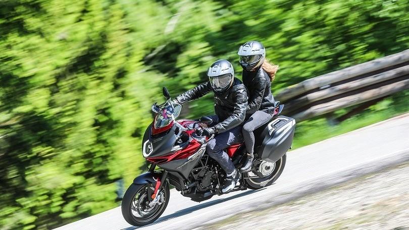 MV Agusta e Hertz, nuova collaborazione nel segno del mototurismo