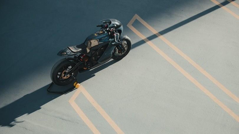 Deus & Zero, la sportiva custom 100% elettrica
