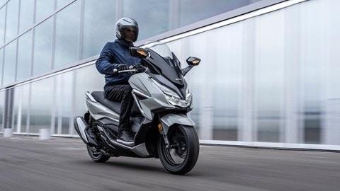 Honda Forza 350, model year 2021 FOTO