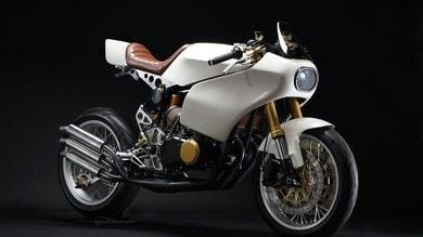 Suzuki GT380, la café racer anni '70 incontra la tecnologia
