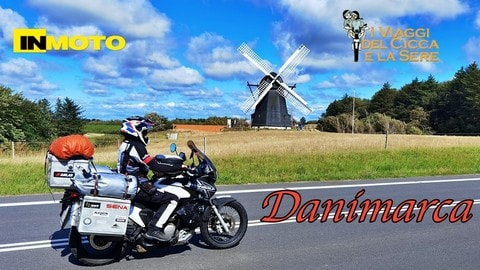 Viaggi InMoto: c'è del bello in Danimarca VIDEO