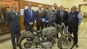 Guardia di Finanza alla ricerca delle moto storiche per il proprio Museo