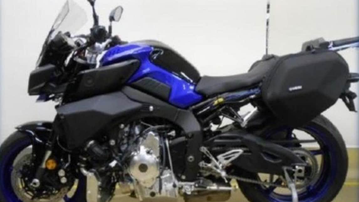 Yamaha, in arrivo una moto turbo d'ispirazione MT