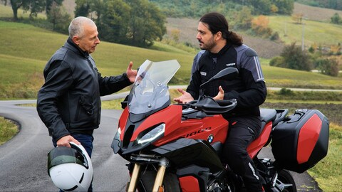 Motosprint The Test di Riccardo Piergentili: BMW S 1000 XR