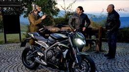 The Test di Riccardo Piergentili: Triumph Street Triple RS