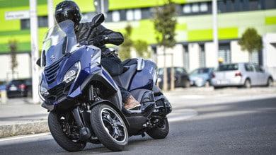 Prova Peugeot Metropolis 2021 VIDEO