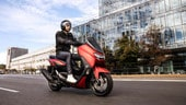 Yamaha, nuovi scooter per semplificare la guida in città