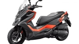 Kymco DT X360, lo scooter pronto per... l'Adventure