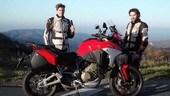 Ducati Multistrada V4: moto più facile e versatile