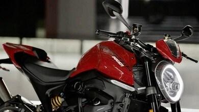 """""""Ducati Monster? Come un caffè espresso: forza e energia in poco spazio """""""