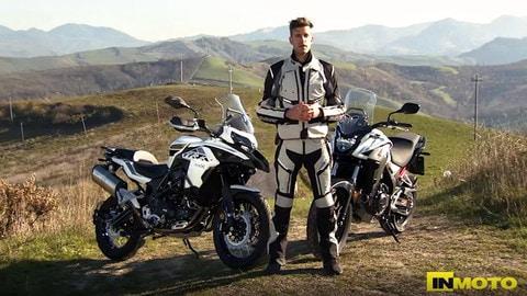 Video-comparativa: Benelli TRK 502 Vs Honda CB500X