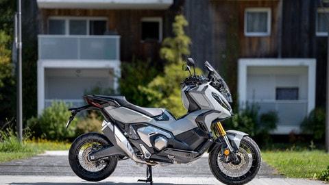 Honda X-ADV 2021 | LE FOTO