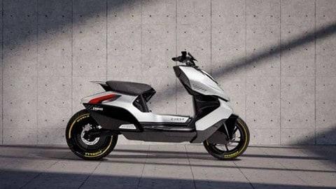 CFMoto, lo scooter elettrico ZEEHO Cyber FOTO
