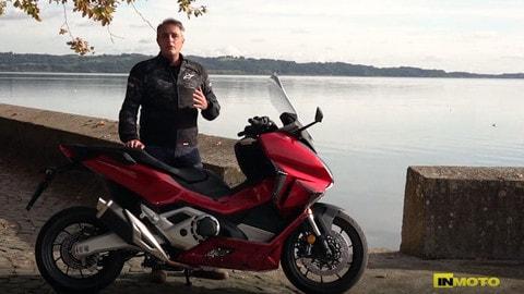 Video-prova Honda Forza 750: in medio stat virtus!