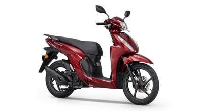 Honda Vision 110: spirito easy e consumi da record