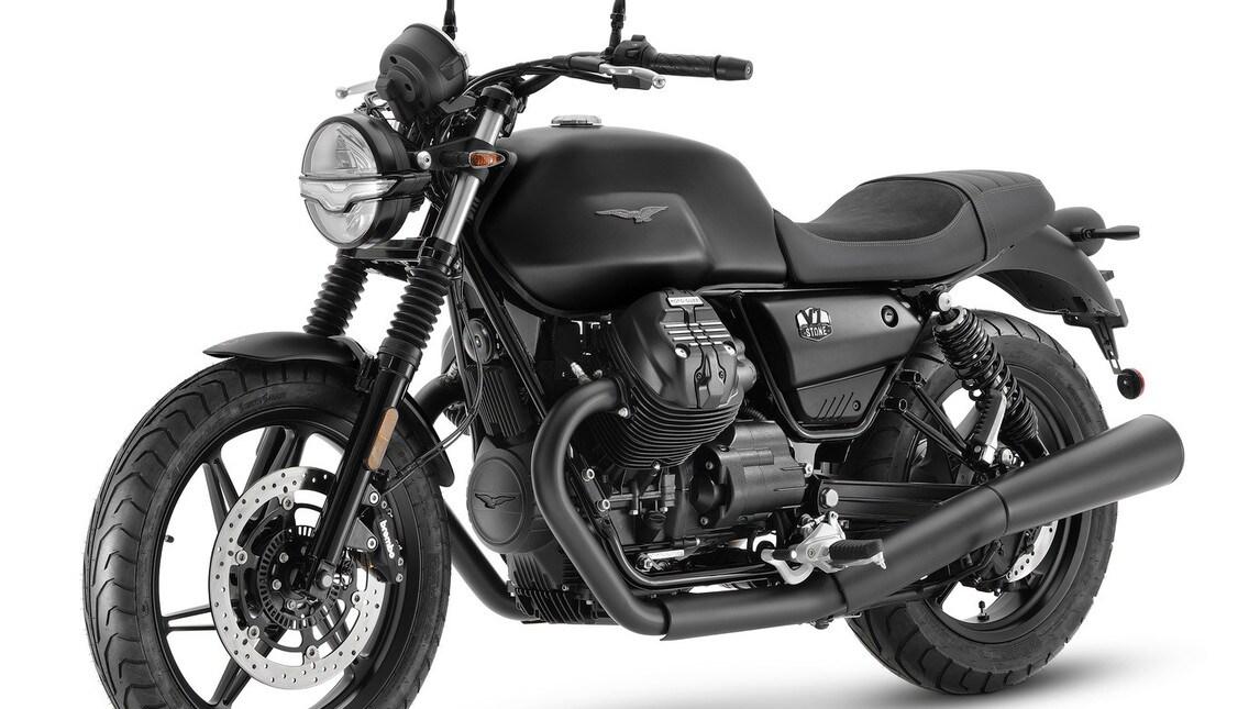 Moto Guzzi V9 2021, ecco come cambia
