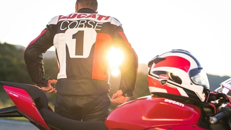 Ducati, design e tecnologia si fondono nella collezione Apparel 2021