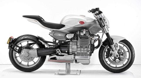 Moto Guzzi V12 Concept FOTO