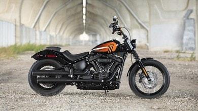 Novità Harley-Davidson 2021: classic revolution