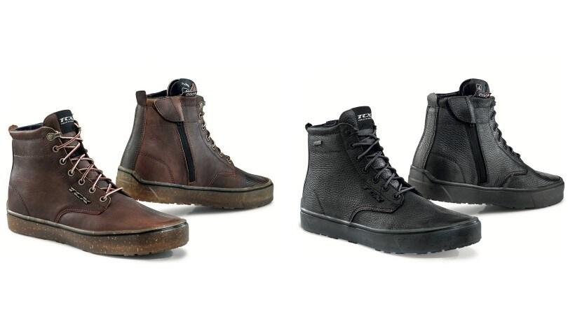 TCX Dartwood, le sneakers vintage di taglio alto