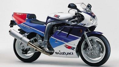 Suzuki GSX-R 750 RR/RK: perla rara