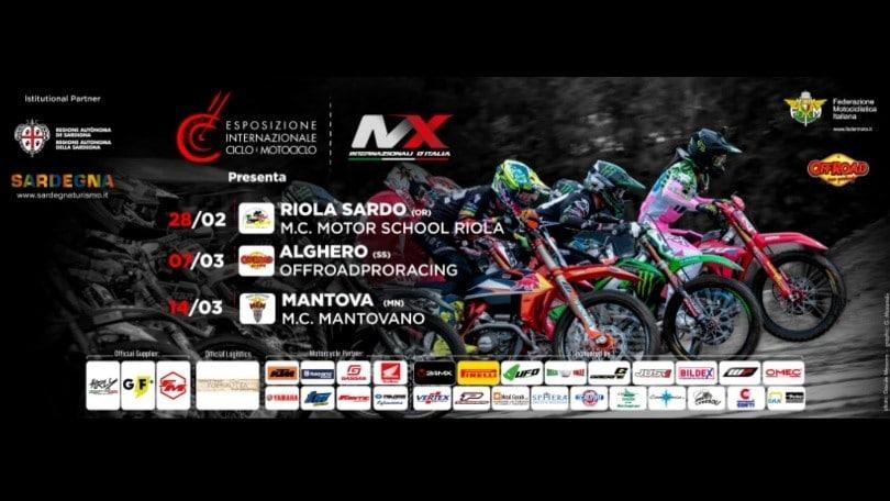 Eicma title sponsor degli Internazionali d'Italia Motocross 2021