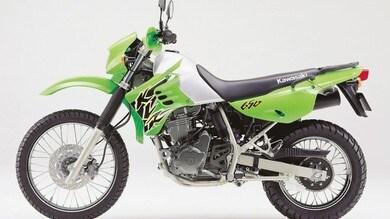 Kawasaki KLR 650: storia infinita di una moto controcorrente