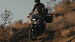 La nuova Harley-Davidson Pan America
