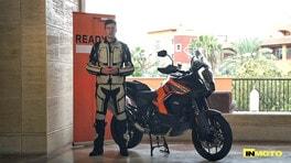 Video-prova KTM 1290 Adventure S: viaggiatrice inarrestabile