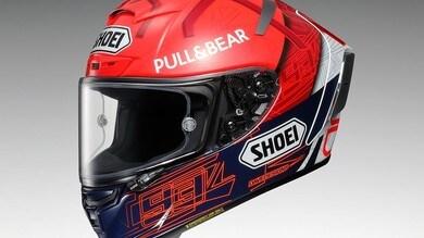 Shoei X-Spirit III, i caschi replica per Marc e Alex Marquez