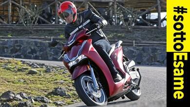 Test Honda SH350i: i voti del #SottoEsame