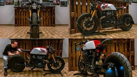 Honda CX500: special by Tossa R