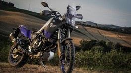 Yamaha, con Ténéré 700 via all'Adventouring