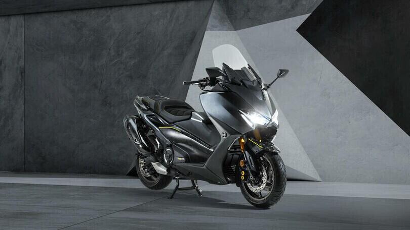 Yamaha TMAX, versione speciale per il