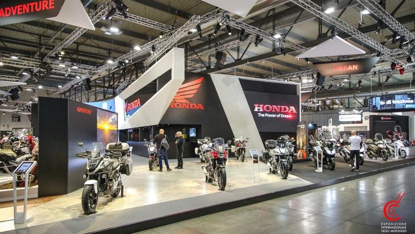 Eicma 2021, Honda conferma la sua presenza: si riparte?