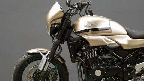 Kawasaki Z900RS by Katros Garage