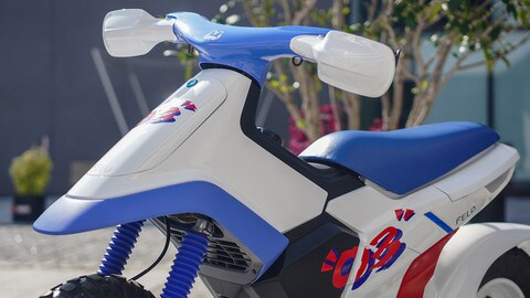 "HYT Moto FW-03, Honda Cub ""rinasce"" come scooter elettrico"