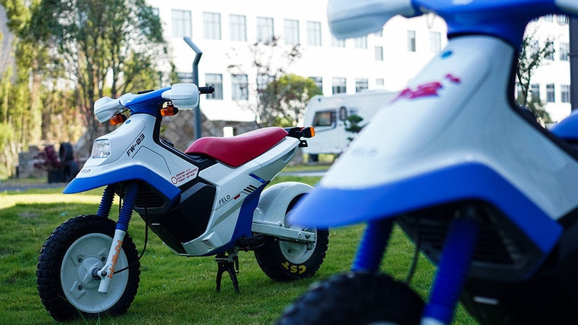 HYT Moto FW-03, lo scooter elettrico uscito dagli anni '90